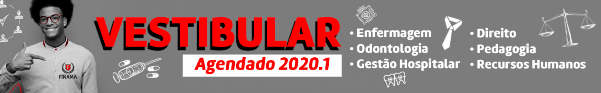 Vestibular Agendado Finama