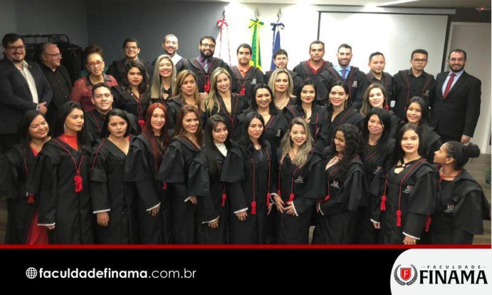 FINAMA promove cerimônia inédita no Brasil para alunos do primeiro ano de Direito