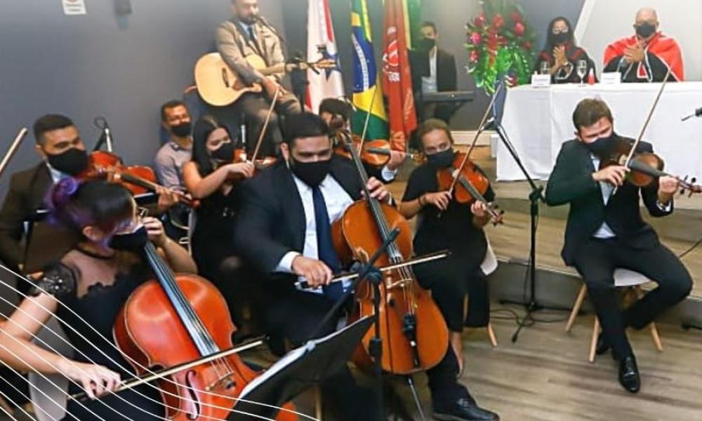 Cantata de Natal com Orquestra da FINAMA acontece nesta quarta-feira