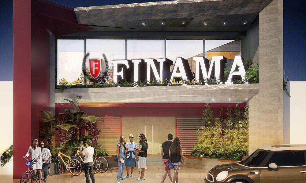 EXCLUSIVO: Veja as novidades e a fachada da nova Faculdade de Saúde da FINAMA
