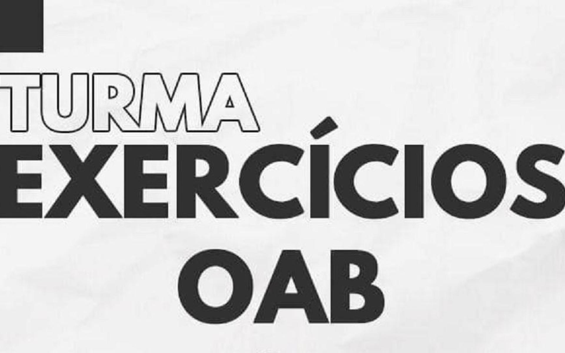 FINAMA Aprova vai preparar bacharéis em Direito para o exame da OAB