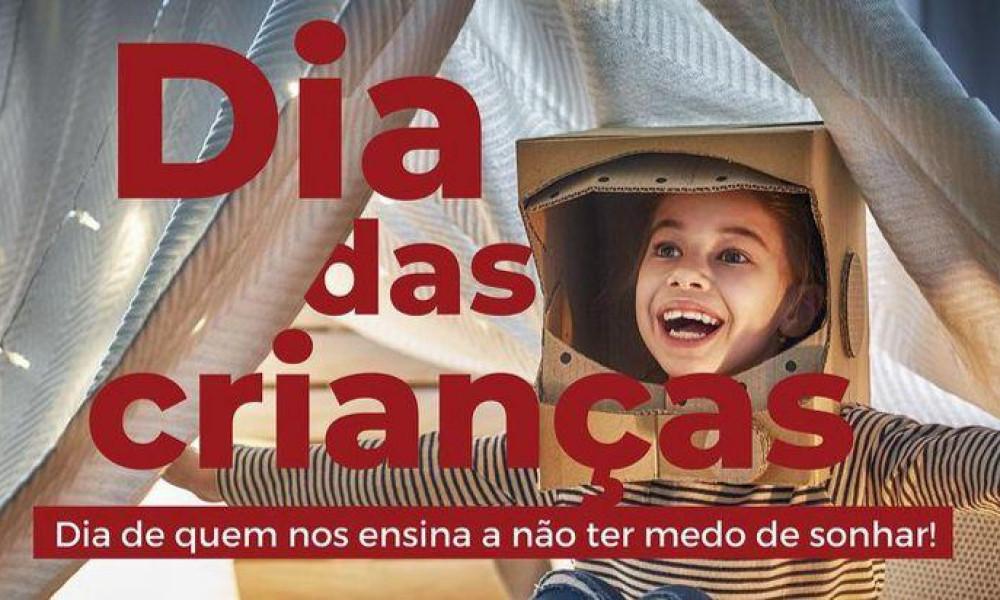 Confira a mensagem da FINAMA em homenagem ao Dia das Crianças